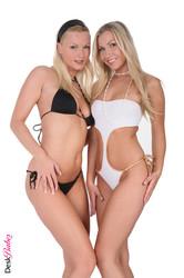 Michaela Fitchnerova Sandra Sanchez & Misa -
