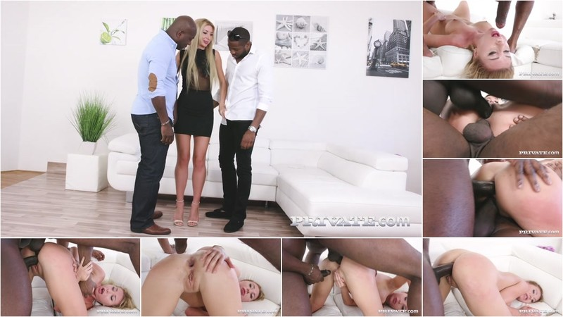 Marilyn Kristal Debuts With Dp In Interracial Threesome [FullHD 1080P]