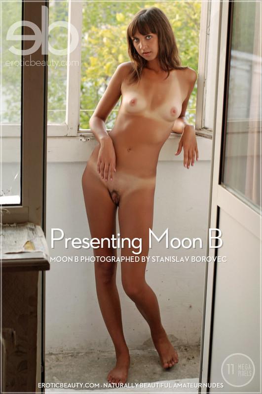 Moon B - Presenting Moon B  (2019-08-25)