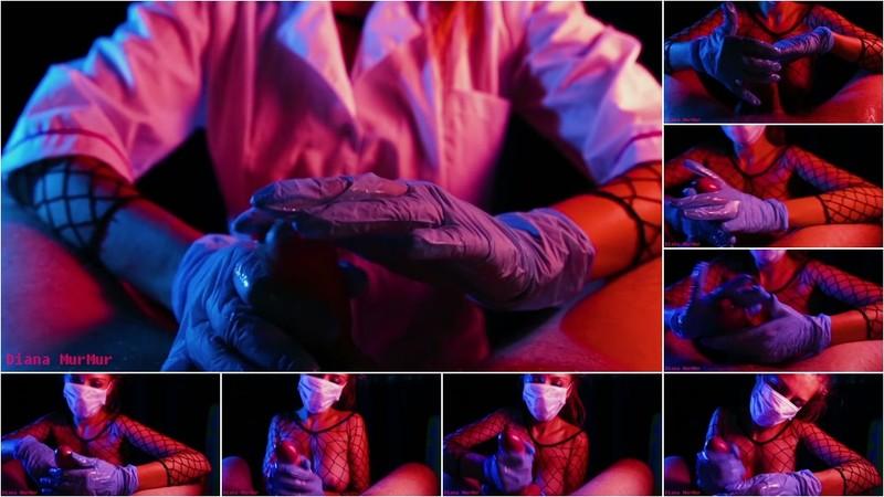 SloppyCouple89 - Slutty Nurse Stroking Dick in Gloves [FullHD 1080P] Watch Online