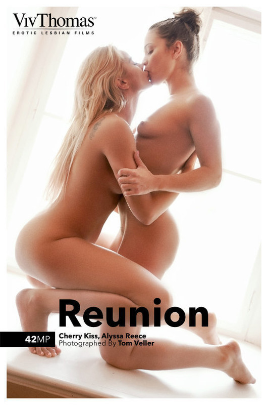 Alyssa Reece & Cherry Kiss - Reunion (x120)