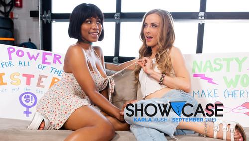 GirlsWay 19 09 05 Karla Kush And Jenna Foxx Showcase Karla Kush XXX 1080p MP4-KTR