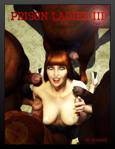 Prison Ladies 01-06 Cover