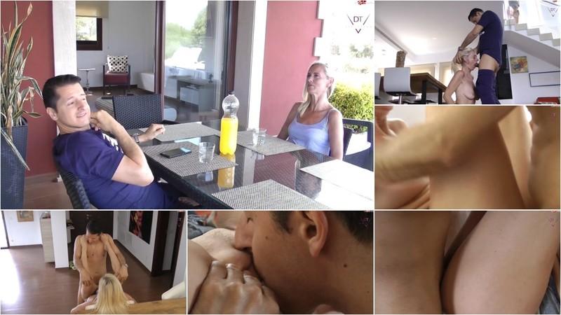 Dirty-Tina - Fick meinen Ehemann - Ich spanne und besorge es mir [FullHD 1080P]