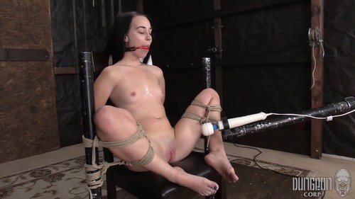 Bambi Black - The Helplessness of the Ropes, part 2