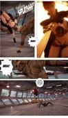 G9MPcomics - GAIA (Shadow Rangers 2) : Book 6