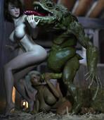 Casgra - Oh-No, It's A Monster 2