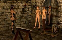 Lynortis - Dungeon Training