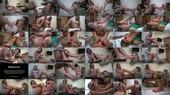 Taty First Time Under Olivia Sweaty Feet - Goddess Olivia And Slave Girl Taty