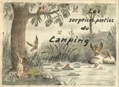 Vintage Swingers Camping