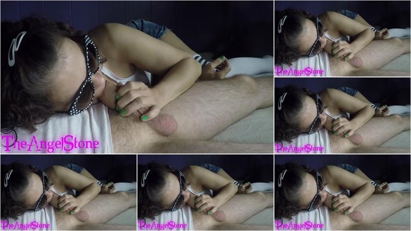 Angel Stone - Angel Gets Internal And Oral Creampie - Watch XXX Online [FullHD 1080P]
