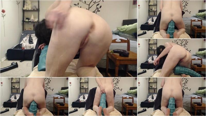 Dirtygardengirl - Fake Cum Amp Ass Seahorse [FullHD 1080P]