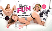 Having Fun with Norah Nova by LifeSelector