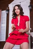 Amber B - Amber Blushes Red  (2019-10-02)
