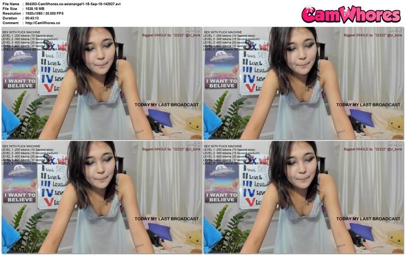 CamWhores asianangel1-18-Sep-19-142927 asianangel1 chaturbate webcam show