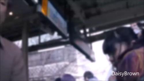 tikan047,またまた満員電車で清楚系女子○生がされるがまま…まんこイジメ過ぎてごめんね!