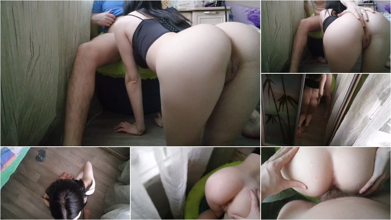 Anal Loves - Young Girl Big Ass Ends [FullHD 1080P]