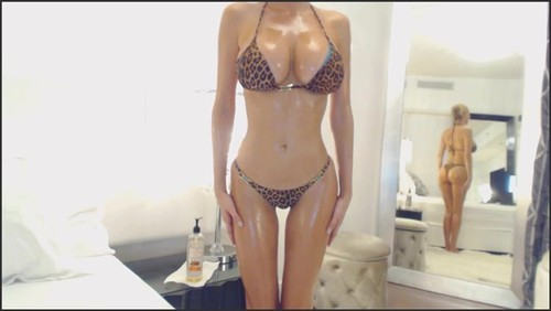 Oil and submission - Exquisite Goddess  - iwantclips