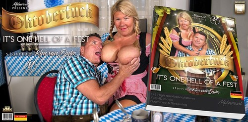 Welcome To Oktoberfest Where You Can Drink Beer And Fuck Big Titty Mature Ladies All Day Long [SD]