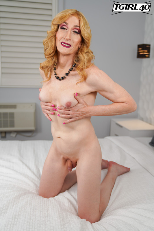 Kacy Tgirl A Sensual Cock Play! (9 October 2019)