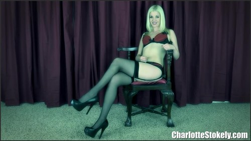 CS, Eat It For Me - The Charlotte Show (Episode 1) - Valentine Network  - iwantclips