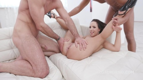 Kristy Black Is Indestructible 2 She Tests Her Limits With 8 Boys 2 Dap Session With Gapes, Dap, Tp And Swallow Gio1215 [HD]