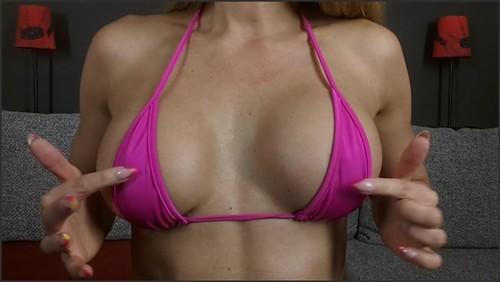 My tits control you - GoddessJulie  - iwantclips