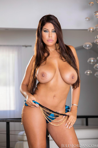 JulesJordan - Bridgette B Gets Her ASS Pounded By The Milfomaniac