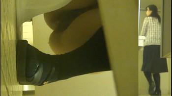 Japanese toilet style-158 OL編
