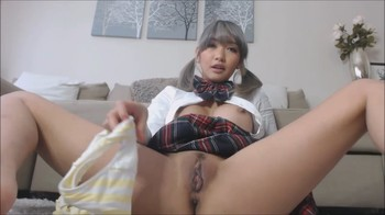 MissReinaT - Asian Student Seduce Teacher, HD