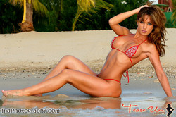 Angela Sommers Red Bikini 34 pics 3 Mb