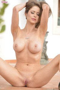 Emily Addison - Pussy On The Patio