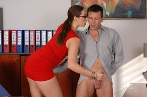 Paige Turnah - Rewarded by His Boss
