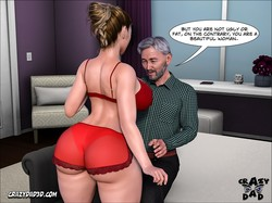 Crazy Dad - Father-in-Law at Home 8 3D Adult Comics