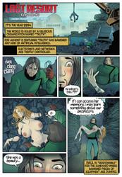[DevilHS] Last Resort Episode #0 Adult Comics