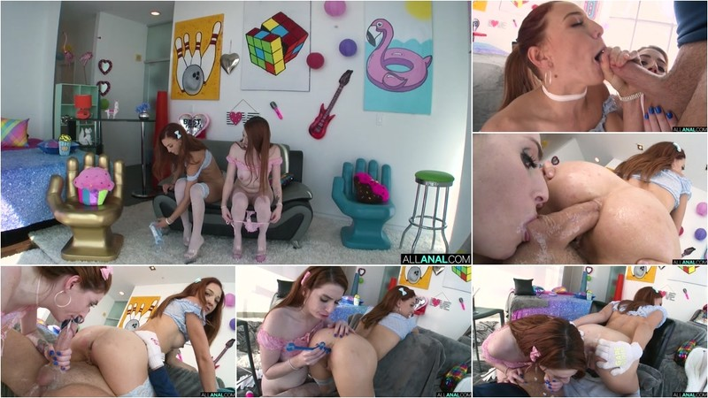 91021 Luna Light And Aria Carson [FullHD 1080P]