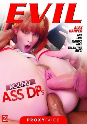 Alex Harper - Round Ass Dps (EvilAngel/2019/SD)
