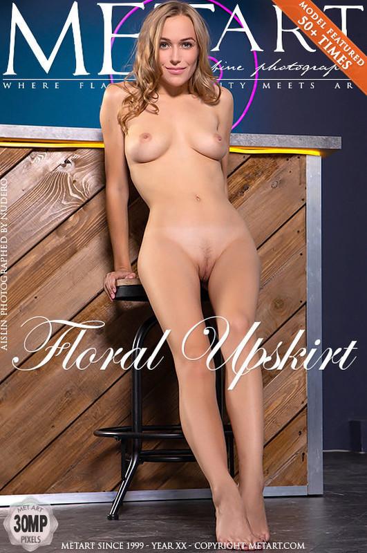 Aislin - Floral Upskirt (2019-10-22)