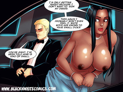 BlackNWhitecomics - The Red Carpet Adult Comics