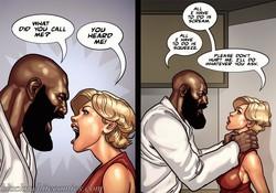 BlackNWhitecomics - Art Class (113 Pages) Adult Comics