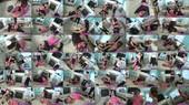 Knockouts Galore! - Goddess Jasmine Mendez
