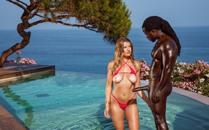 (Blacked) - A Perfect Vacation (Unas vacaciones perfectas) - Mia Melano & Freddy Gong [22-10-2019]