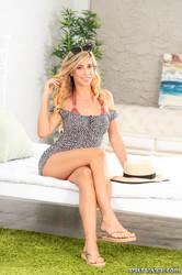 Shona River - Anal Beauties     Wild Blonde