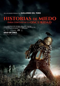 Póster de Scary.Stories.to.Tell.in.the.Dark 2019 DVDCustom.HD Sub