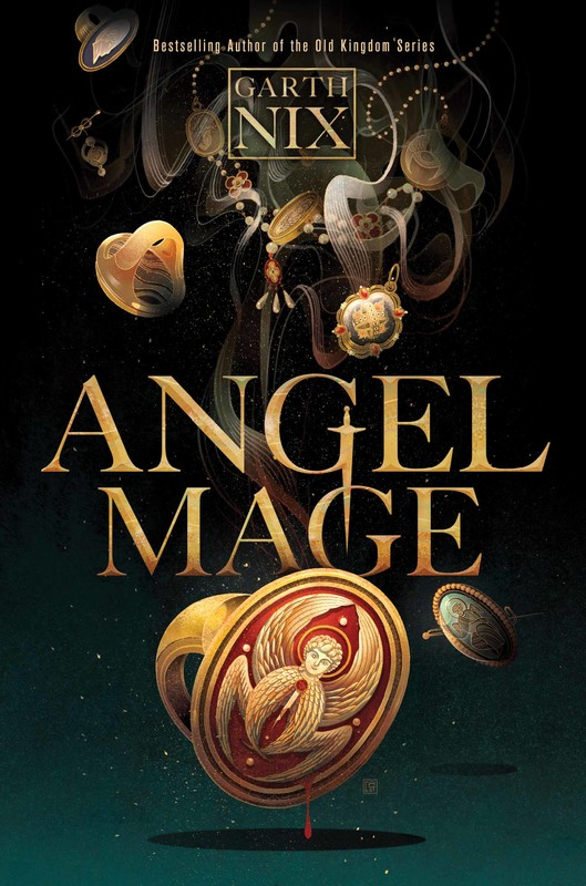 Garth Nix – Angel Mage