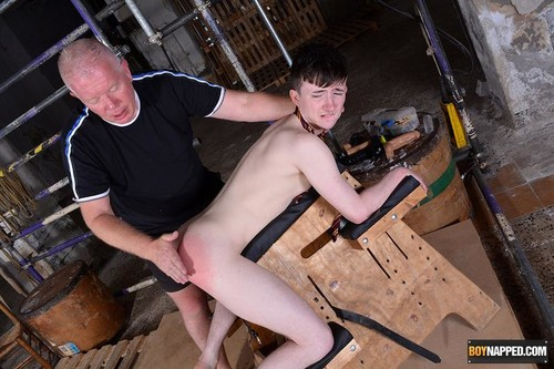 Alex Knight - New Exclusive Gets A Lesson - Part 1