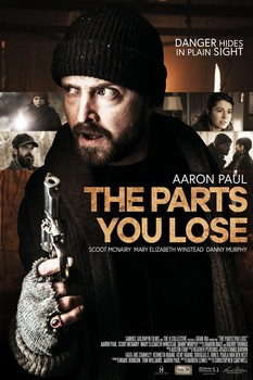 Póster de The Parts You Lose 2019 DVD R1 Latino