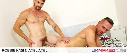 Robbie Kasi and Alex Axel [Bareback]