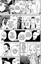 Hattoubun no Persona Hentai Manga
