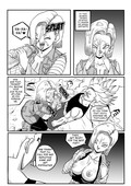 Pink Pawg - Android 18 Stays in the Future